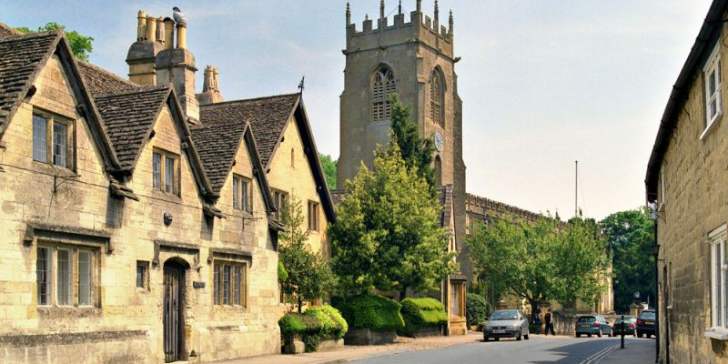 St Peters' Church, Winchcombe